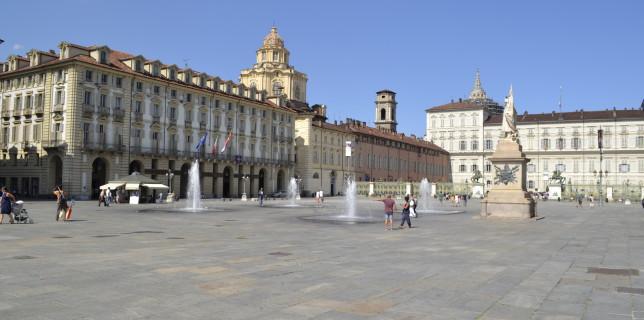 Turijn centrum