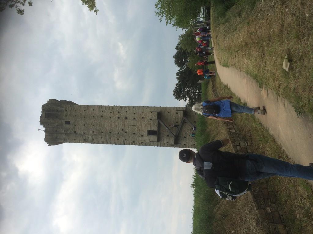 Toren van Vengore. De Derde toren