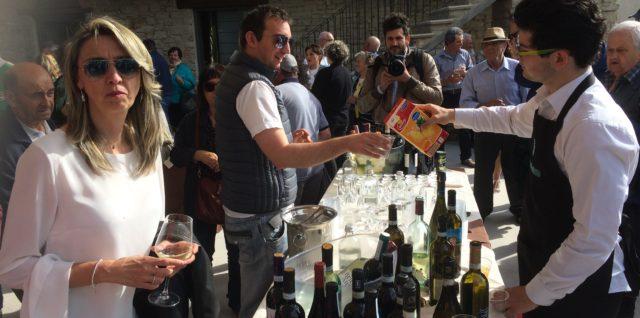 Feestelijke opening Albergo Bramante Roccaverano