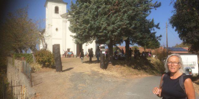 camminata delle chiese campestri